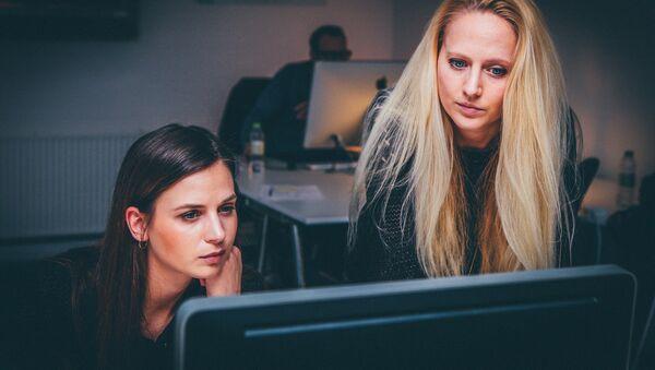 Γυναίκες στον τομέα της τεχνολογίας - Sputnik Ελλάδα