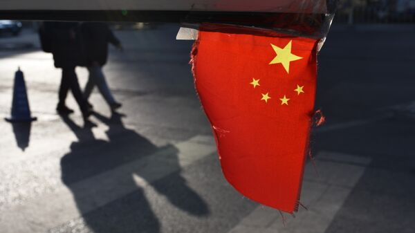 Σημαία της Κίνας. - Sputnik Ελλάδα