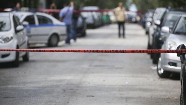 Πυροβολισμοί στο Φάληρο - Sputnik Ελλάδα
