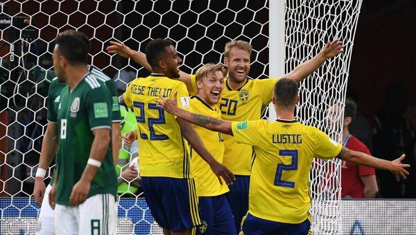 Μεξικό - Σουηδία 0-3, Παγκόσμιο Κύπελλο 2018, Ρωσία - Sputnik Ελλάδα