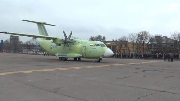 Το ρωσικό στρατιωτικό μεταγωγικό IL-112V - Sputnik Ελλάδα