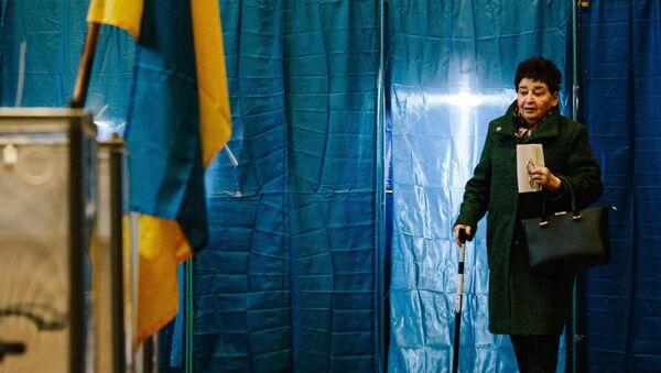 Προεδρικές εκλογές στην Ουκρανία - Sputnik Ελλάδα