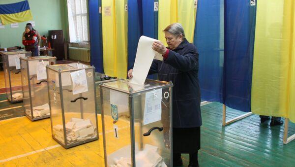 Προεδρικές εκλογές στην Ουκρανία, 31 Μαρτίου, 2019 - Sputnik Ελλάδα