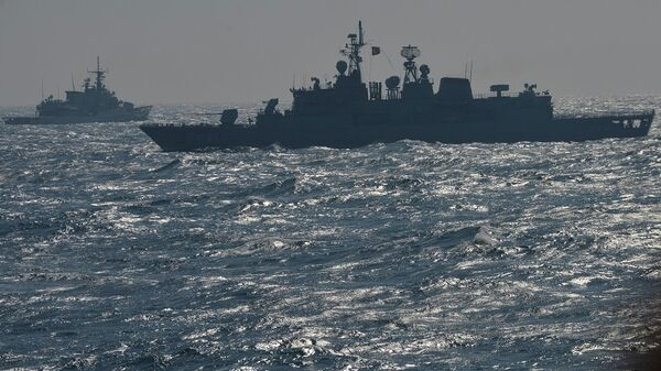 Πολεμικά πλοία του NATO σε άσκηση στη Μαύρη Θάλασσα - Sputnik Ελλάδα