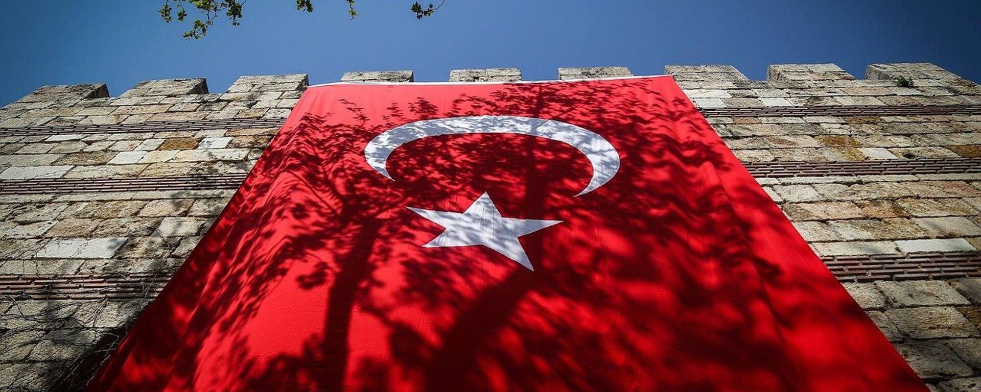 Σημαία της Τουρκίας - Sputnik Ελλάδα, 1920, 01.10.2021