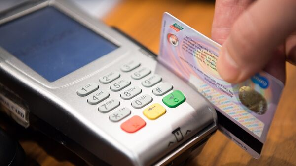 Πληρωμή με κάρτα σε POS - Sputnik Ελλάδα