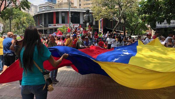 Venezuela - Sputnik Ελλάδα
