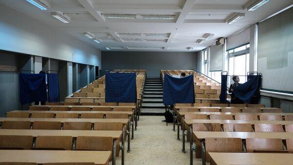 Φοιτητικές εκλογές - Sputnik Ελλάδα