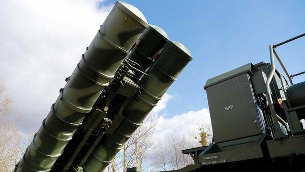 Τα νεότερα πυραυλικά συστήματα S-400 Triumph - Sputnik Ελλάδα
