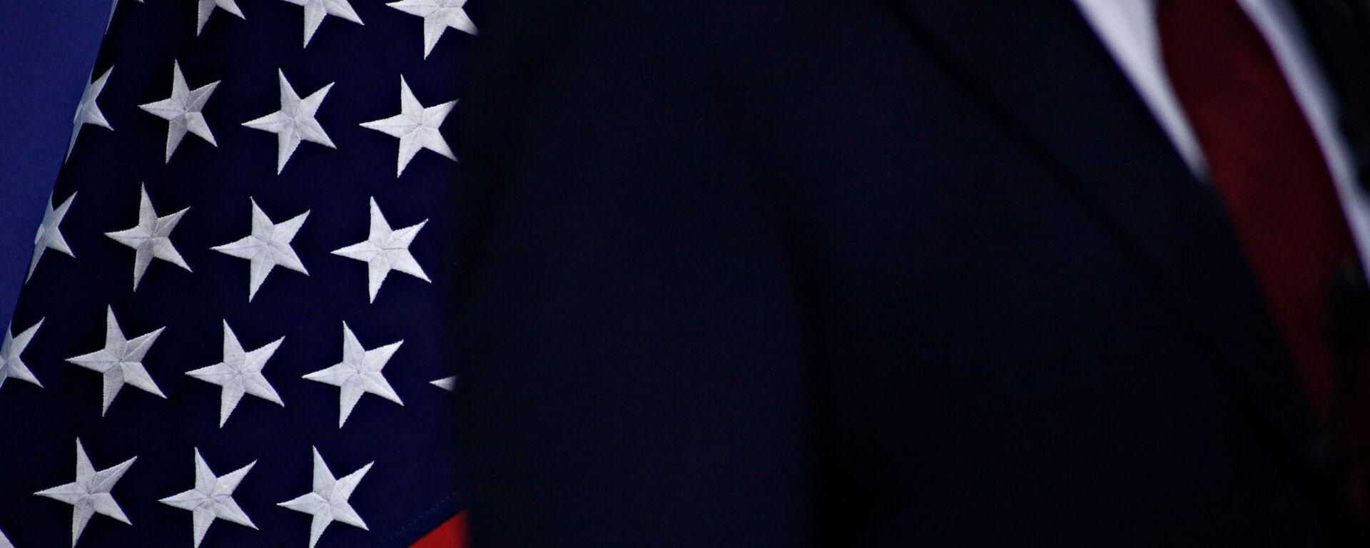 Η σημαία των ΗΠΑ - Sputnik Ελλάδα, 1920, 08.10.2021