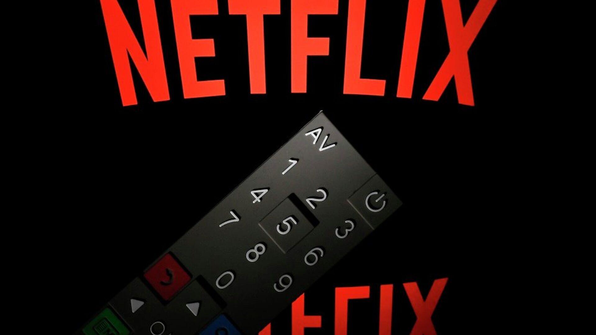 Σήμα του Netflix - Sputnik Ελλάδα, 1920, 29.09.2021