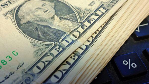Αμερικανικά δολάρια - Sputnik Ελλάδα