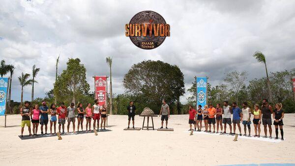 Survivor 3 - Sputnik Ελλάδα