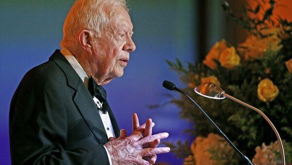 Former US President Jimmy Carter - Sputnik Ελλάδα