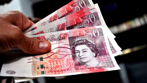 British pounds - Sputnik Ελλάδα