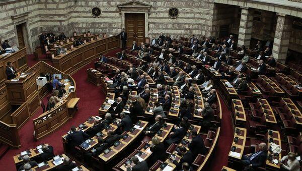 Βουλή - Sputnik Ελλάδα