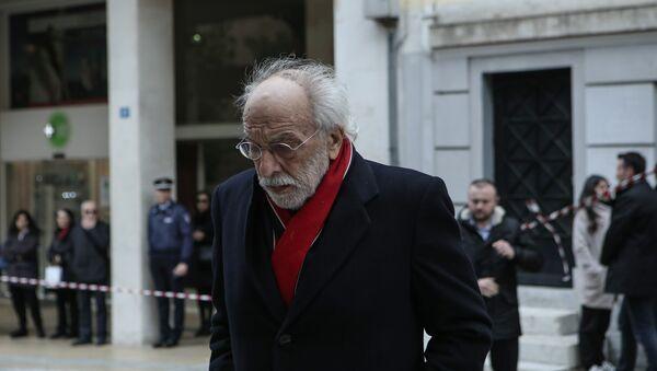 Ο Αλέξανδρος Λυκουρέζος - Sputnik Ελλάδα