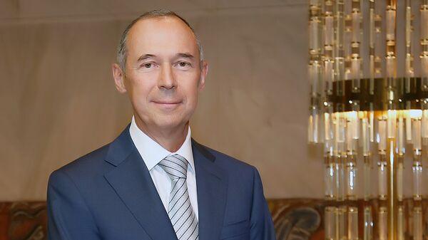 Ο Πρέσβης της Ρωσίας στην Ελλάδα, Αντρέι Μάσλοβ. - Sputnik Ελλάδα
