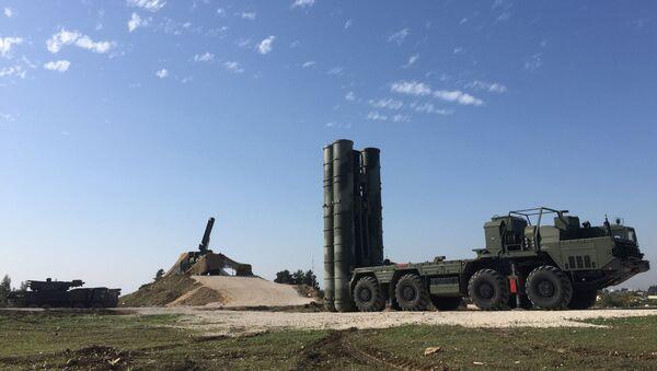 Εικόνα από την αεροπορική βάση Hmeymim στη Συρία - Sputnik Ελλάδα