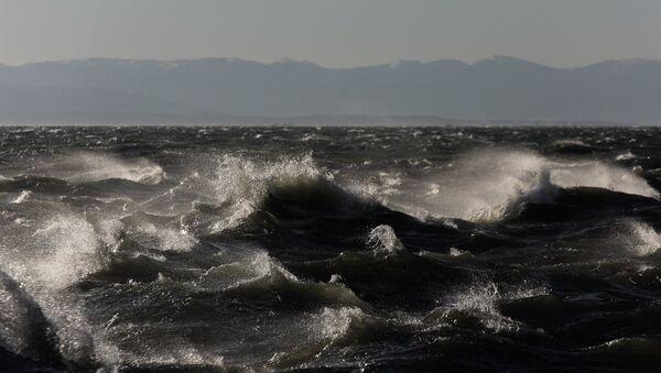 Ισχυροί άνεμοι στο Θερμαϊκό - Sputnik Ελλάδα