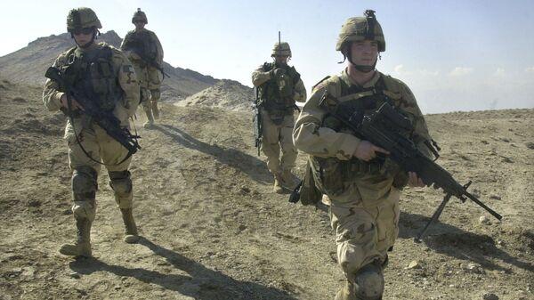 Αμερικανοί στρατιώτες στο Αφγανιστάν - Sputnik Ελλάδα