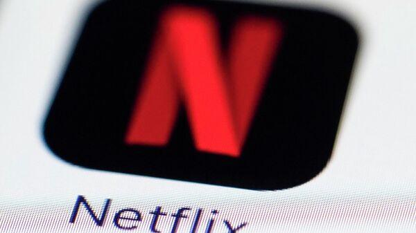 Σήμα του Netflix - Sputnik Ελλάδα