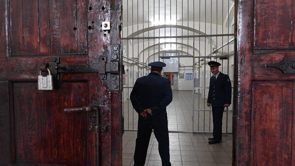 Ομοσπονδιακές φυλακές στη Ρωσία - Sputnik Ελλάδα