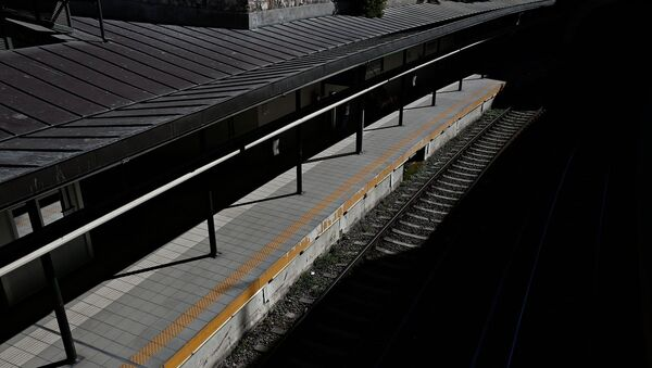Ηλεκτρικός σιδηρόδρομος - Sputnik Ελλάδα