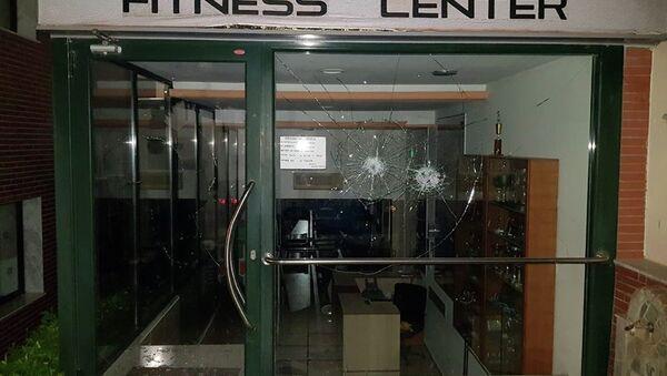 Επίθεση σε γυμναστήριο συγγενικού του προσώπου καταγγέλλει ο Αλέξανδρος Νικολαΐδης - Sputnik Ελλάδα