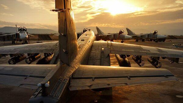 Ρωσική αεροπορική βάση στη Συρία - Sputnik Ελλάδα