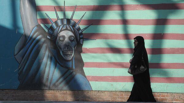 Πρεσβεία των ΗΠΑ στην Τεχεράνη - Sputnik Ελλάδα
