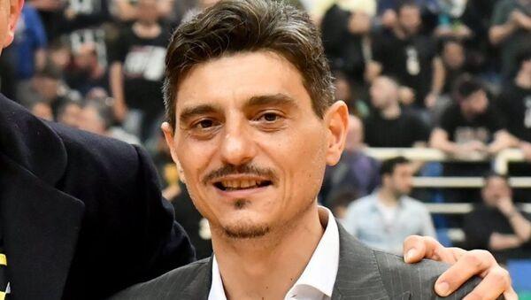 Ο πρόεδρος του Ερασιτέχνη Παναθηναϊκού, Δημήτρης Γιαννακόπουλος - Sputnik Ελλάδα
