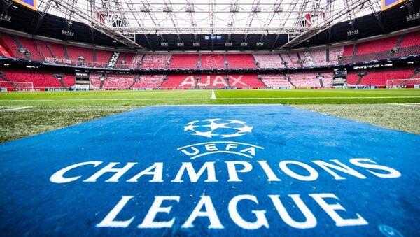 Το γήπεδο του Άγιαξ «Γιόχαν Κρόιφ Αρένα» στο Άμστερνταμ - Sputnik Ελλάδα