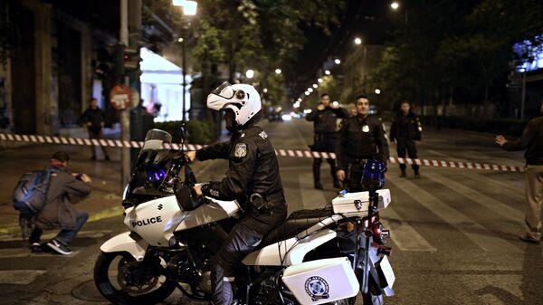Κλειστός δρόμος - Sputnik Ελλάδα