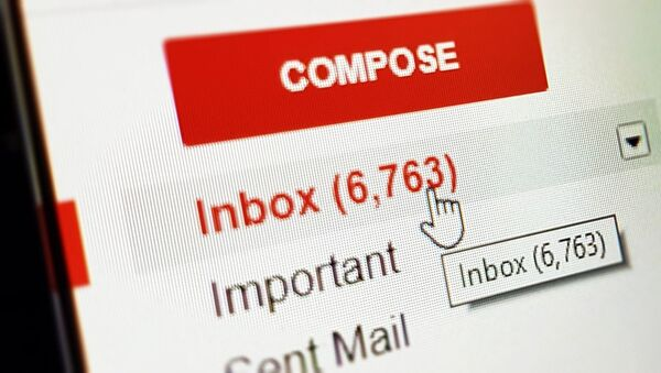 Το Gmail της Google - Sputnik Ελλάδα