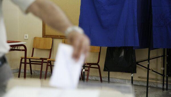 Εκλογές. - Sputnik Ελλάδα