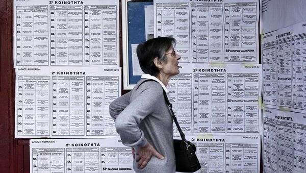 Για πρώτη φορά στη χώρα διεξάγονται τετραπλές εκλογές στη χώρα μας (ευρωεκλογές, περιφερειακές, δημοτικές και κοινοτικές). - Sputnik Ελλάδα