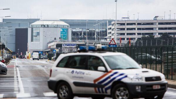 Περιπολικό στις Βρυξέλλες - Sputnik Ελλάδα