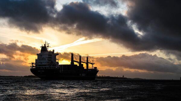 Πετρελαιοφόρο πλοίο (φωτογραφία αρχείου) - Sputnik Ελλάδα