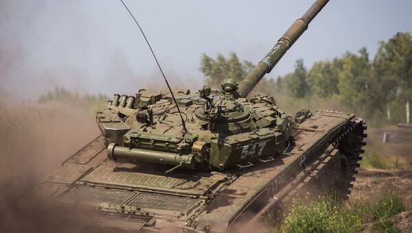 Άρμα μάχης του ρωσικού στρατού - Sputnik Ελλάδα