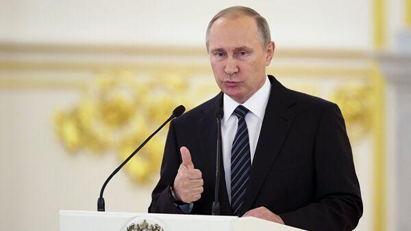Βλαντίμιρ Πούτιν - Sputnik Ελλάδα