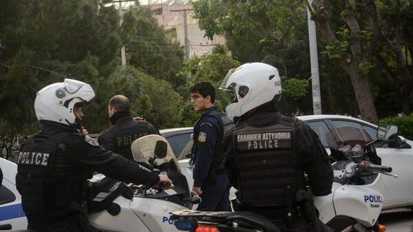 Αστυνομικοί - Sputnik Ελλάδα
