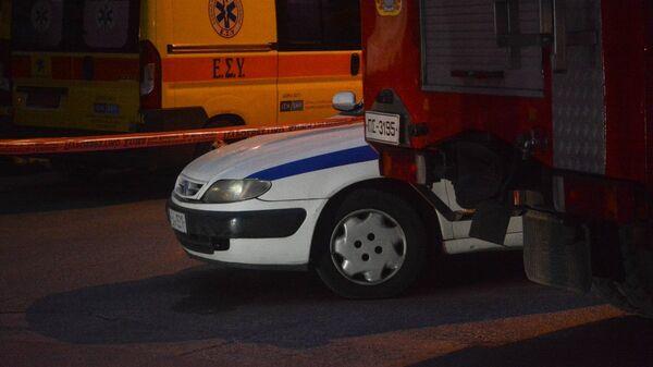 Αστυνομική επιχείρηση - Sputnik Ελλάδα