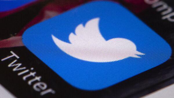 Εφαρμογή του Twitter στα κινητά τηλέφωνα - Sputnik Ελλάδα