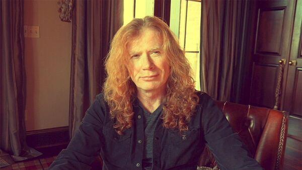 Dave Mustaine - Sputnik Ελλάδα