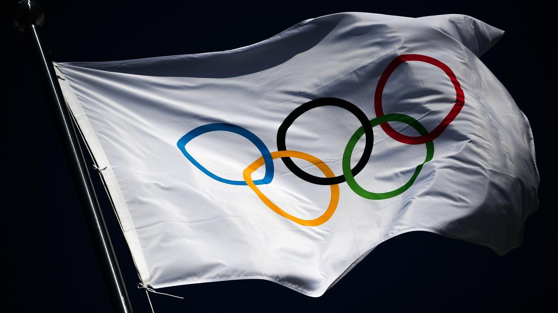 Σημαία των Ολυμπιακών Αγώνων - Sputnik Ελλάδα, 1920, 28.07.2021