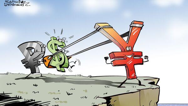 Ρωσία και Κίνα γυρνούν την πλάτη στο δολάριο - Sputnik Ελλάδα
