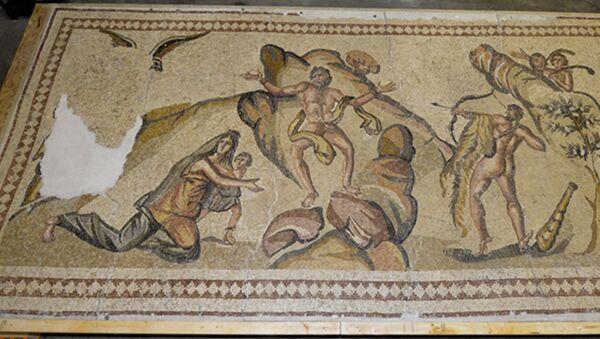 Αρχαίοι θησαυροί στη Συρία - Sputnik Ελλάδα