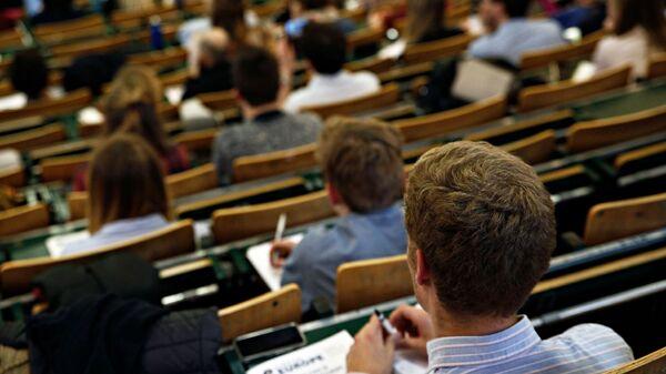 Φοιτητές - Sputnik Ελλάδα