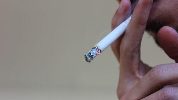 Κάπνισμα.  - Sputnik Ελλάδα